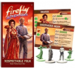 Firefly Adventures : Respectable Folk Crew Expansion